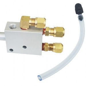 TRVS25224 Quik-Draw 3-Way Auto Reset Valve with Fittings