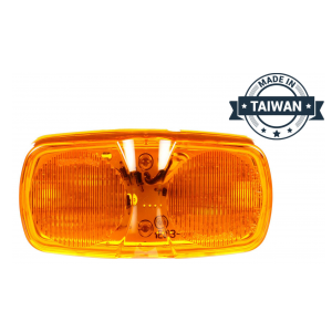 TR56123 LED, Yellow Rectangular, 16 Diode, Marker Clearance Light (Made in Taiwan)